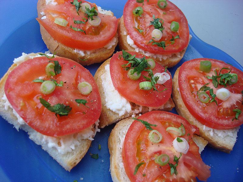 Как сделать бутерброды с чесноком 161